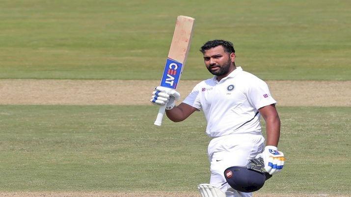 टेस्ट में बतौर सलामी बल्लेबाज शतक जड़ते ही रोहित ने की ब्रैडमैन की बराबरी