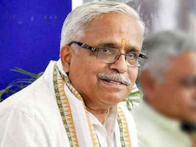 आरएसएस के वरिष्ठ पदाधिकारी भैयाजी जोशी बोले- देश में काम करना है तो हिंदुओं के लिए करना होगा