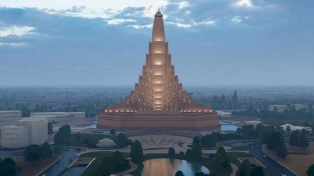 गुजरात में बनेगा दुनिया का सबसे ऊंचा मंदिर, एक हजार करोड़ रुपये की आएगी लागत