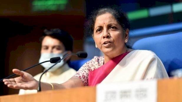 वित्त मंत्री निर्मला सीतारमण का बड़ा ऐलान, 40 हजार करोड़ बढ़ाया गया मनरेगा का बजट