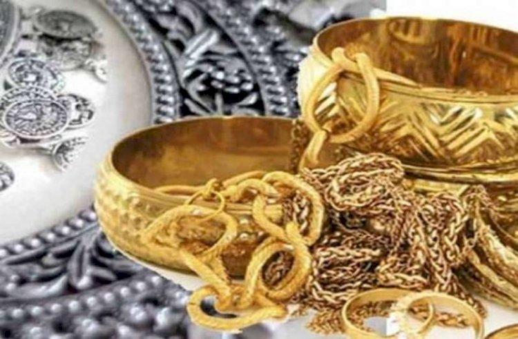 सोना हो गया सस्ता, सर्राफा बाजार में चांदी भी हुई कमजोर