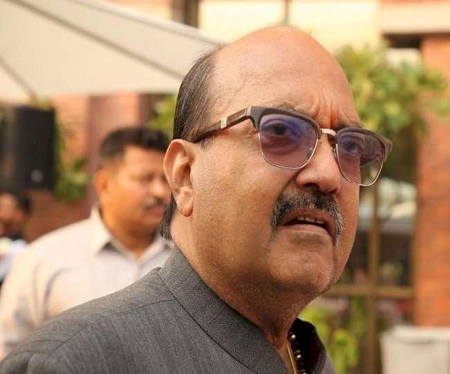 राज्यसभा सदस्य और पूर्व समाजवादी पार्टी नेता अमर सिंह का निधन