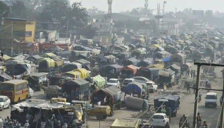 किसानों की ट्रैक्टर परेड पर एक्शन शुरू, दिल्ली हिंसा को लेकर अब तक 15 FIR दर्ज
